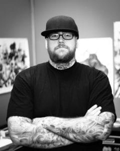 Tattoo Artist in Las Vegas - Eric