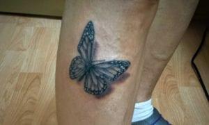 3-D Tattoos