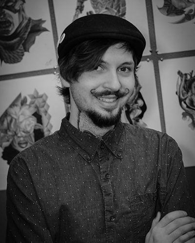 Tattoo Artist Frankie