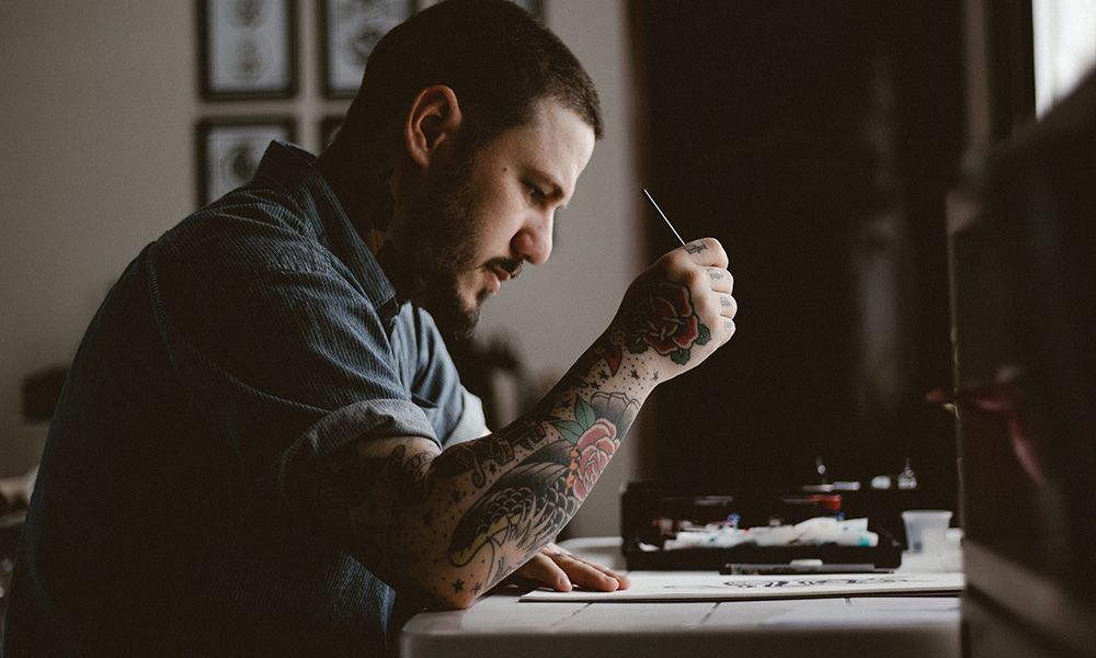 How to Find the Right Tattoo Artist