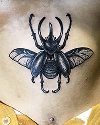 beatle tattoo