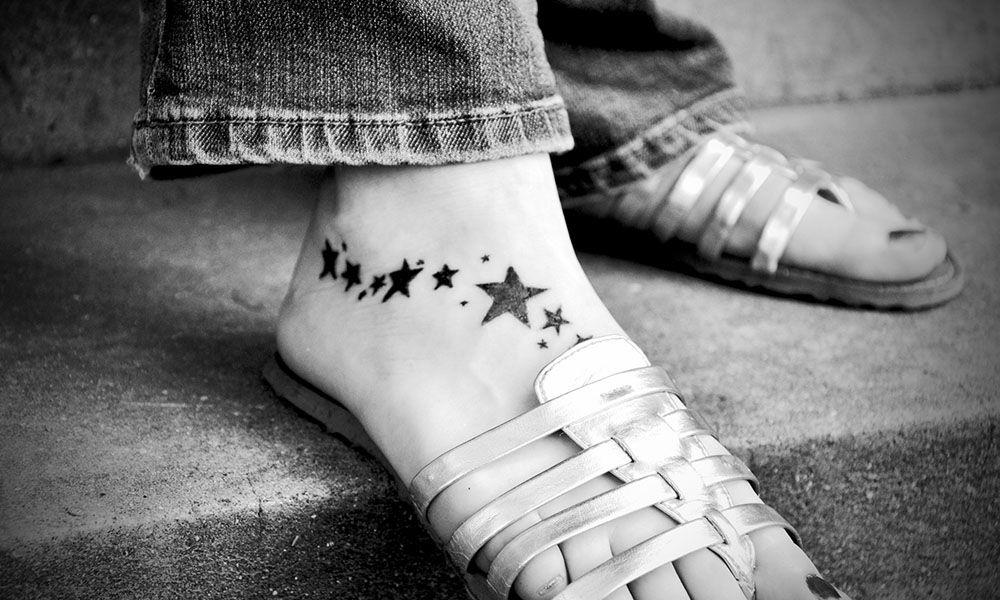 Foot Tattoos
