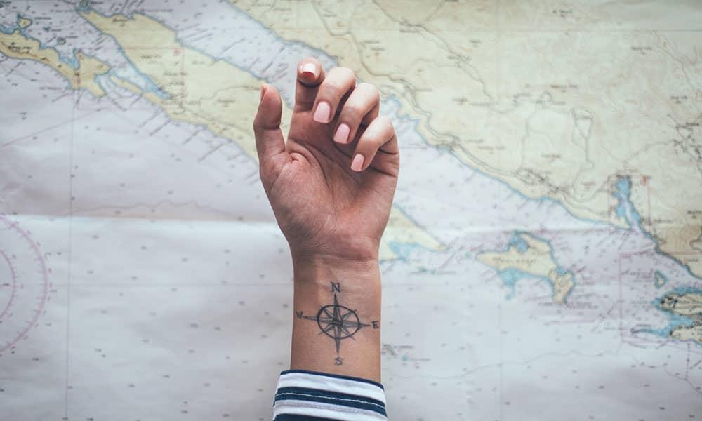 best spot for a first tattoo