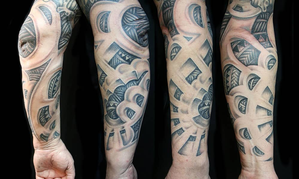 how to plan a sleeve tattoo