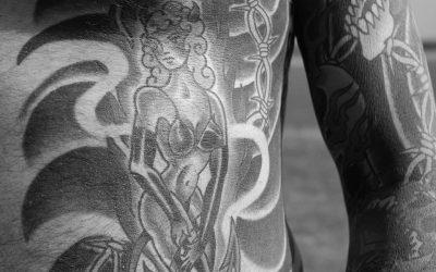 Rib Tattoo Ideas for Men